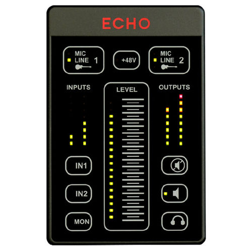 B-stock Echo Audio  Echo 2, geluidskaart, USB