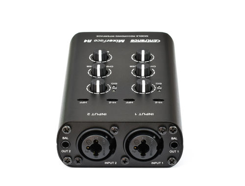 Centrance MixerFace R4, mobile hi-end recording interface