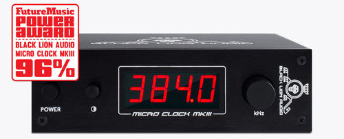 Black Lion Audio Micro Clock MKIII, World Clock Sync Box