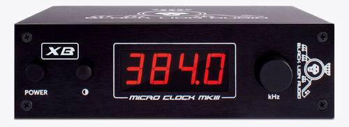 Black Lion Audio Micro Clock MKIII XB, World Clock Sync Box
