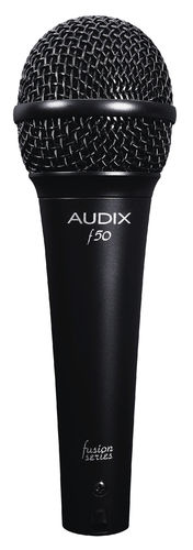 Audix F50CBL, Dynamic Vocal, Microphone,xlr cable, Uitverkoop
