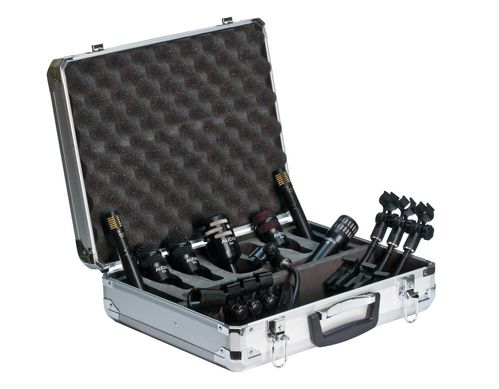 Audix DP7, Professional 7-piece Drum Microphones, Uitverkoop
