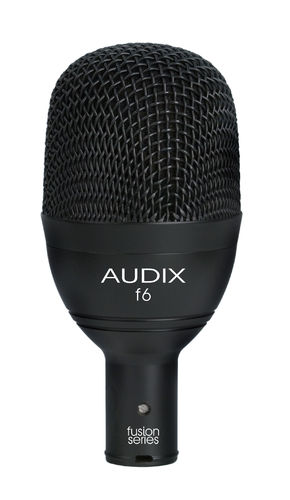 Audix F6, Dynamic Instrument, Microphone, Uitverkoop