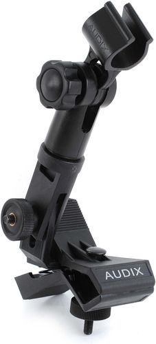 Audix Dflex, Dual pivot rim mounted clip for D series, SCX series, Uitverkoop